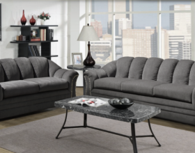 San Jose Sofa and Loveseat